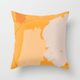 Ambience 031 positivity Throw Pillow