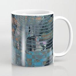 madmen all say they hear voices Coffee Mug