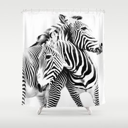 Tangled Up Shower Curtain