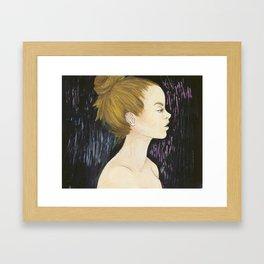 Exert Framed Art Print