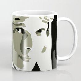 Silhouette vector Art: Amelia Coffee Mug