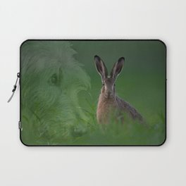 Hare and Hound Laptop Sleeve