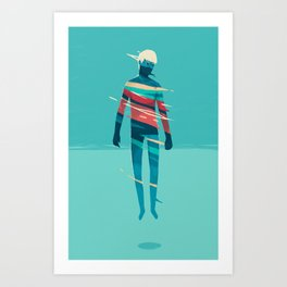 Movement 01 Art Print