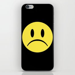 Sadley iPhone Skin