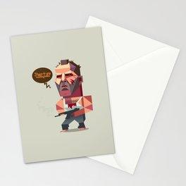 John McClane - Die Hard Stationery Cards