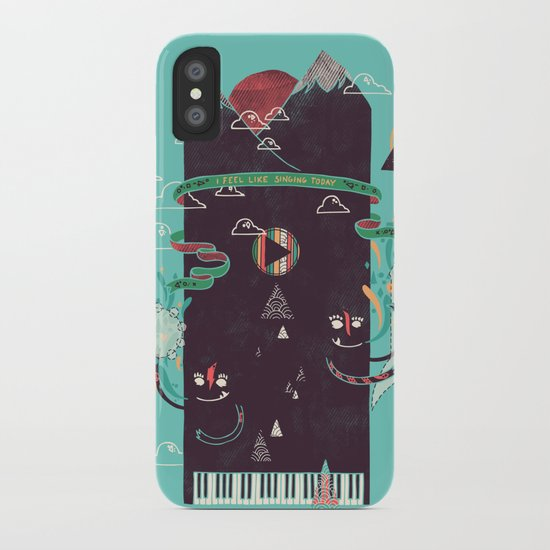 Play! iPhone Case