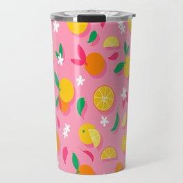 Naranja / Orange II Travel Mug