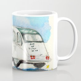 Escargot Love Coffee Mug