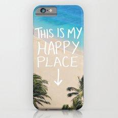 Happy Place Slim Case iPhone 6