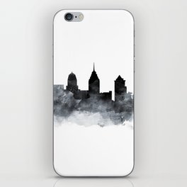 Philadelphia Skyline iPhone Skin