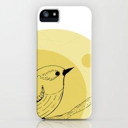 warbler iPhone Case