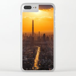 Tianjin Clear iPhone Case