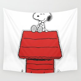 Snoopy Wall Tapestry