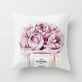C for you Throw Pillow
