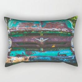 My Blue Beater Rectangular Pillow