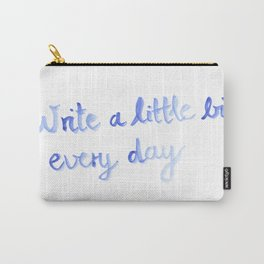 Writing motivation #2 Carry-All Pouch