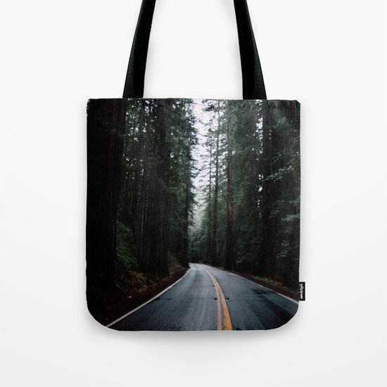 Road to adventure Tote Bag