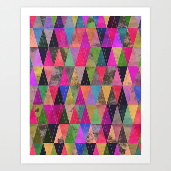 T16 Art Print