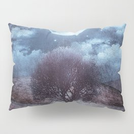 Once upon a time... The lone tree. Pillow Sham