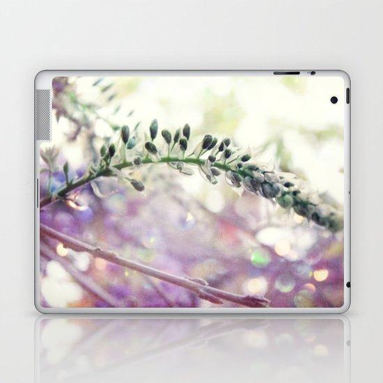 Wisteria Laptop & iPad Skin