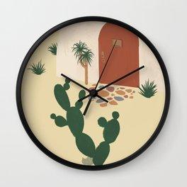 Hidden Cat 3 Wall Clock