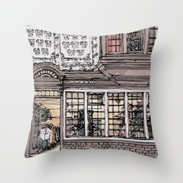 Clothes Throw Pillow