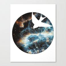 caelum nox Canvas Print
