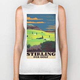 Stirling For Golf Biker Tank