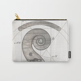 musical geometr.eye Carry-All Pouch