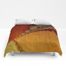 Southwestern Sunset 2 Comforters