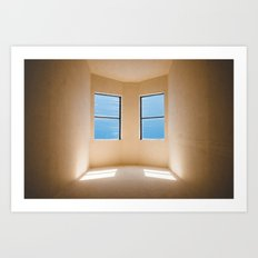 Pleasing Light Art Print