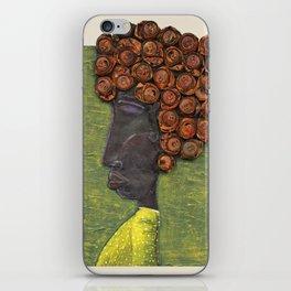 Juana la Cubana iPhone Skin
