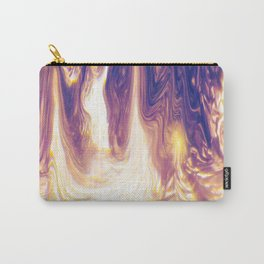 """Foil Liquified"" Carry-All Pouch"