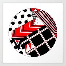 Circle iii Art Print