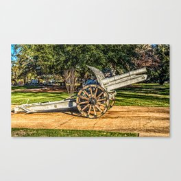 Canon at the Capital Canvas Print