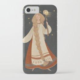 Vasilisa iPhone Case