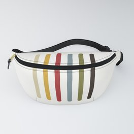 Line Weight Fanny Pack