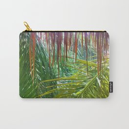 477 - Abstract jungle design Carry-All Pouch