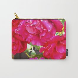 Fuchsia Delicious Carry-All Pouch