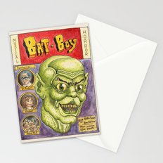 Bat Boy: The Musical! Stationery Cards