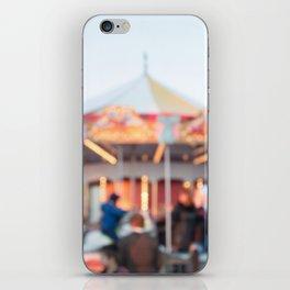 Carousel Souvenirs iPhone Skin