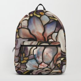 Louis Comfort Tiffany - Decorative stained glass 10. Backpack