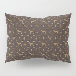 Louis Weim Luxury Dog Attire Pillow Sham