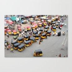 Hyderabad Canvas Print