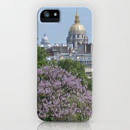 Domes de Paris iPhone Case