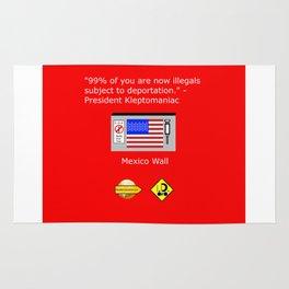 99% of Americans Rug