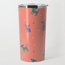 Chihuahua fiesta Travel Mug