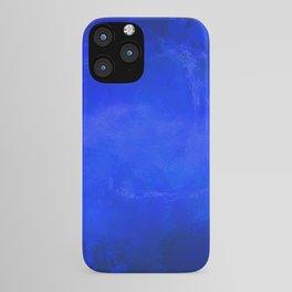 Deep Ocean Blue iPhone Case