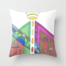 Abbey Throw Pillow