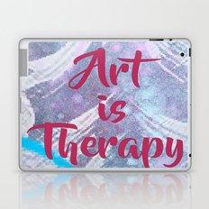 Art Is Therapy Laptop & iPad Skin